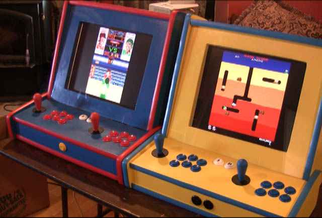 My new Raspberry Pi Bartop Arcade cases - Raspberry Pi Forums